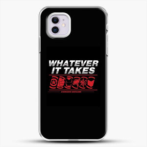 Whatever It Takes Logos iPhone 11 Case