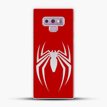 Load image into Gallery viewer, White Spider Samsung Galaxy Note 9 Case