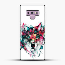 Load image into Gallery viewer, Wolf II Samsung Galaxy Note 9 Case