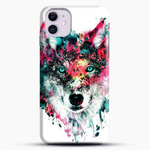 Load image into Gallery viewer, Wolf Ii iPhone 11 Case, Black Snap 3D Case | JoeYellow.com