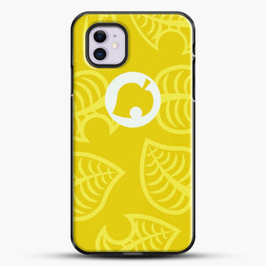 Yellow Nook Phone Inspired iPhone 11 Case, Black Plastic Case | JoeYellow.com