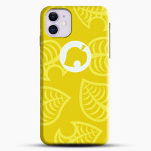 Load image into Gallery viewer, Yellow Nook Phone Inspired iPhone 11 Case, Black Snap 3D Case | JoeYellow.com