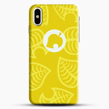 Load image into Gallery viewer, Yellow Nook Phone Inspired iPhone X Case, Black Snap 3D Case | JoeYellow.com