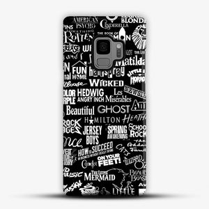 broadway baby Samsung Galaxy S9 Case