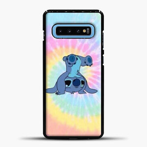colorfull Stitch Samsung Galaxy S10 Case