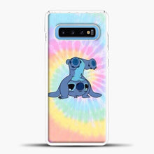 Load image into Gallery viewer, colorfull Stitch Samsung Galaxy S10 Case