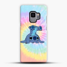 Load image into Gallery viewer, colorfull Stitch Samsung Galaxy S9 Case