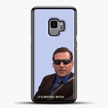 Load image into Gallery viewer, Michael Scott The Officeits Britney Bitch Samsung Galaxy S9 Case