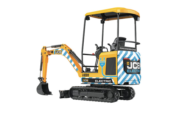 JCB 19C-1 Electric Mini Digger