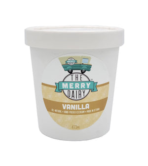Merry Dairy Ice Cream Pints - *Curbisde Pick-Up Only