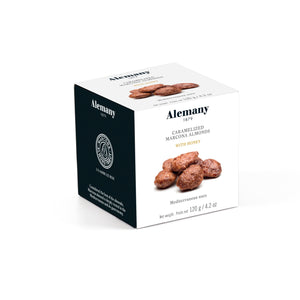Caramelized Marcona Almonds with Honey