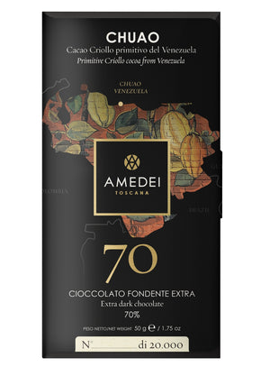Chuao 70% Extra Dark Chocolate