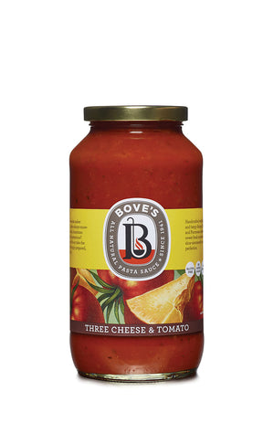 Three Cheese Tomato Sauce