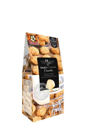 Goat's Cheese Biscuits