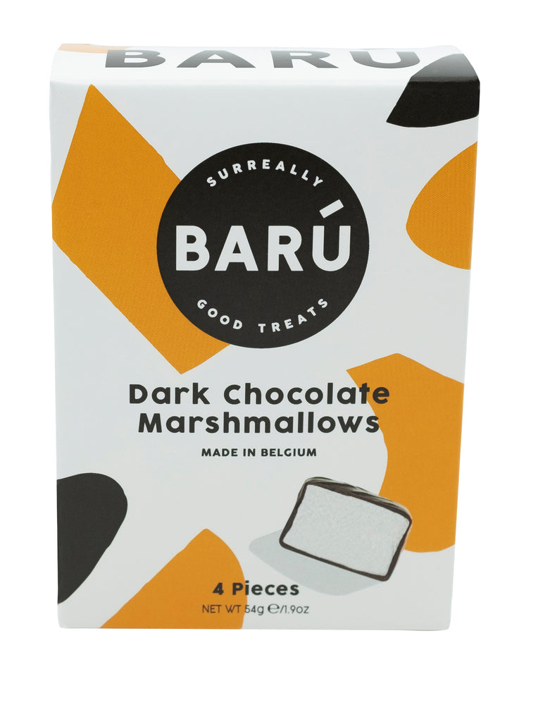 Dark Chocolate Marshmallows