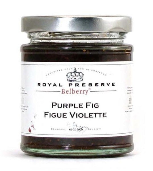 Purple Fig Preserve