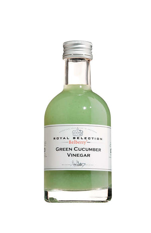 Green Cucumber Vinegar