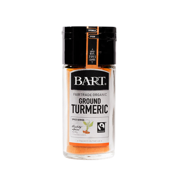 Turmeric  (Fairtrade Organic)