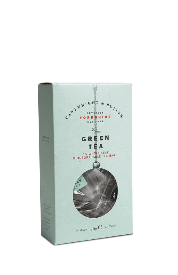 Green Pyramid Bags in Carton