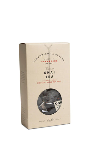 Load image into Gallery viewer, Chai Pyramid Bag in Carton
