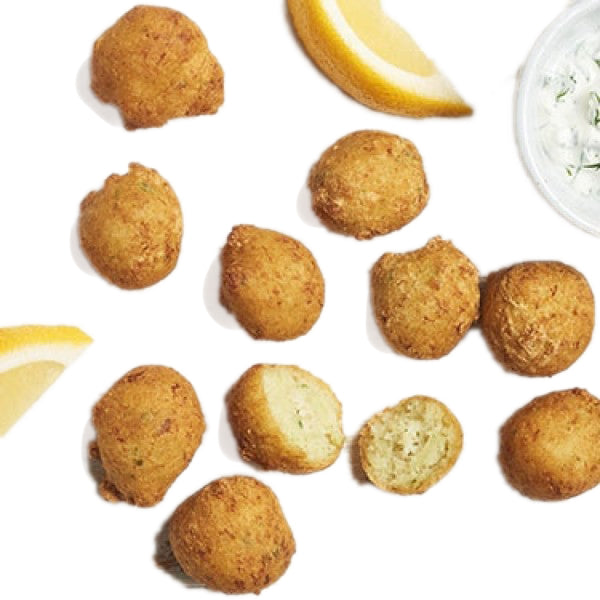Load image into Gallery viewer, Mini Cod Croquettes