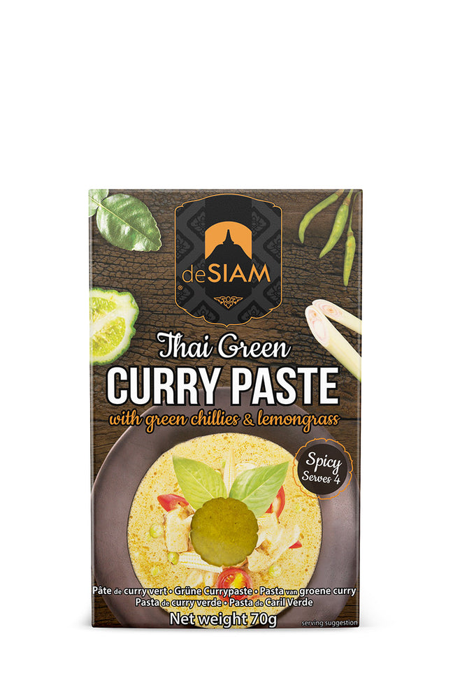 Load image into Gallery viewer, Green Curry Paste