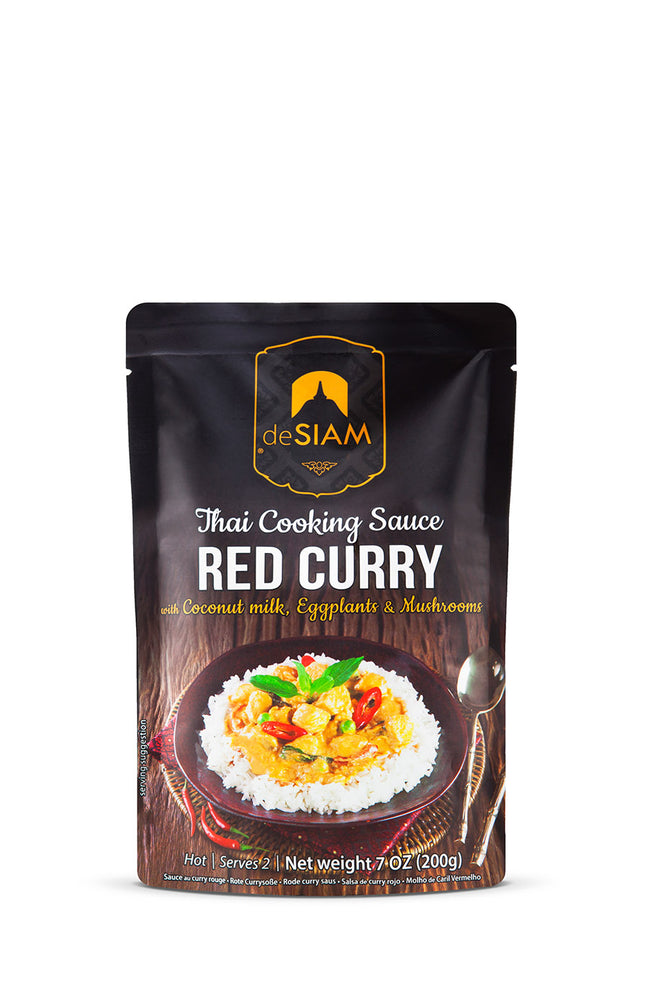 Red Curry Sauce