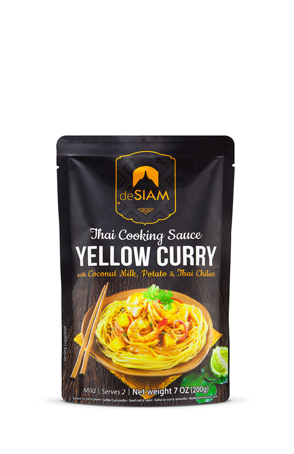Yellow Curry Sauce