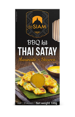 Thai Chicken BBQ Cooking Set