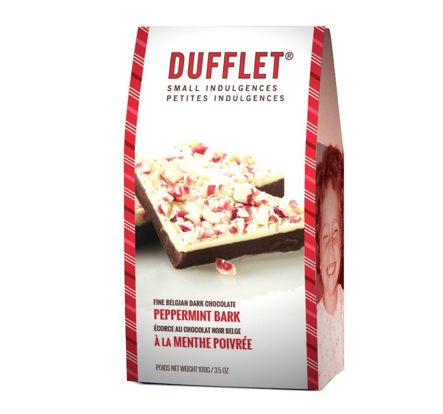Load image into Gallery viewer, Dark and White Chocolate Peppermint Bark
