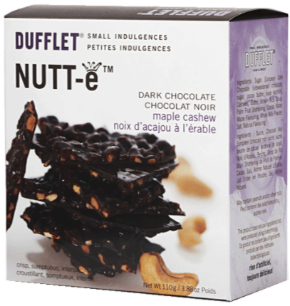Nutt-e Dark Chocolate Maple Cashew