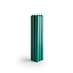 St. Eval Taper Candles - Woodland Green