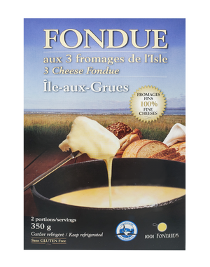 Load image into Gallery viewer, Fondue Île-aux-Grues