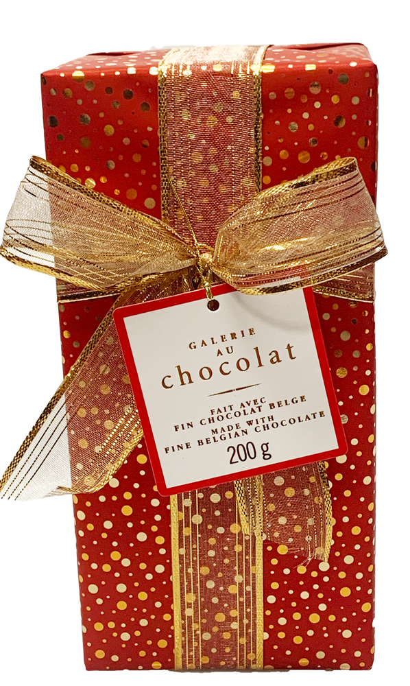 Red Gift Box of Assorted Chocolates