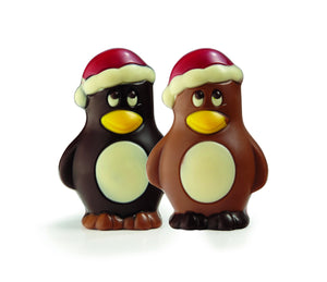 Load image into Gallery viewer, Festive Penguins