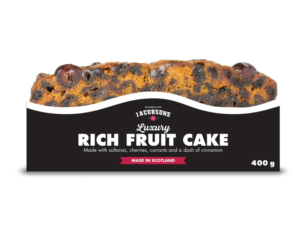 Jacobsons Rich Fruit Cake