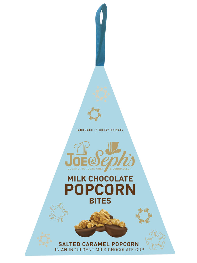 Load image into Gallery viewer, Milk Chocolate Popcorn Bites Bauble
