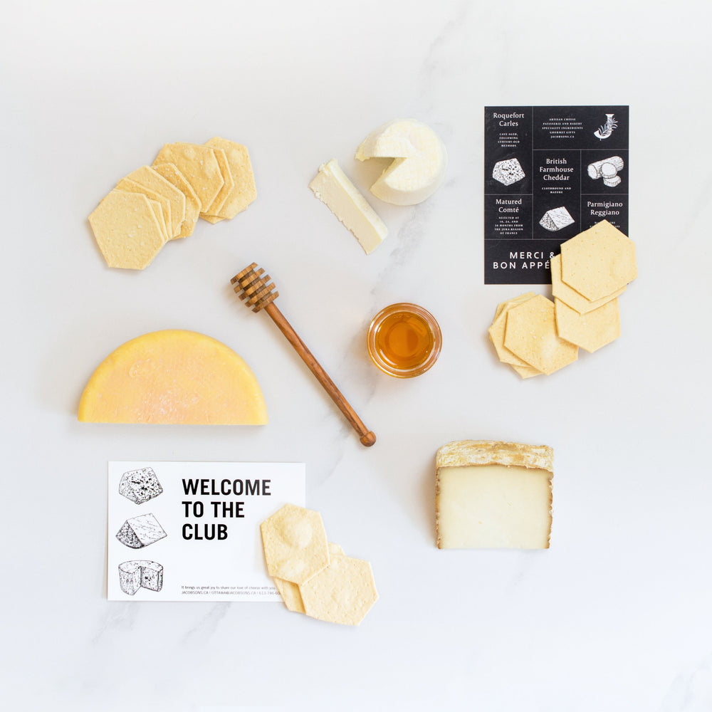 Cheese of the Month - Mommy To Be