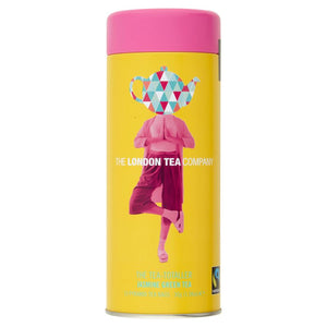 Load image into Gallery viewer, The Tea-Totaller Jasmine Green Pyramid Tea Tin