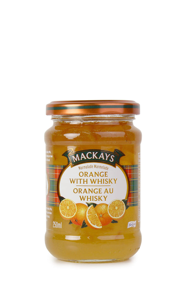 Orange & Whisky Marmalade