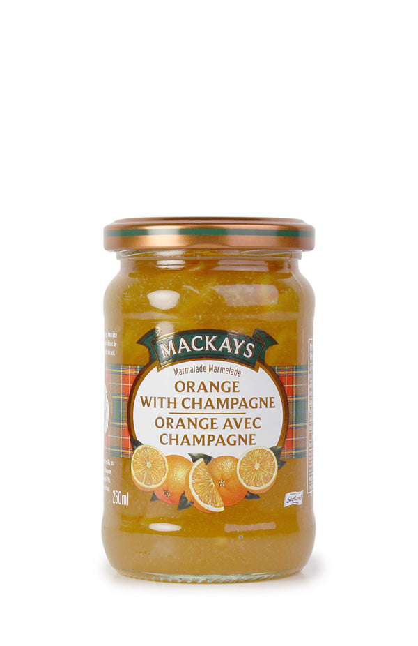 Orange & Champagne Marmalade