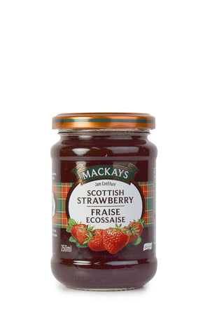 Scottish Strawberry Preserve