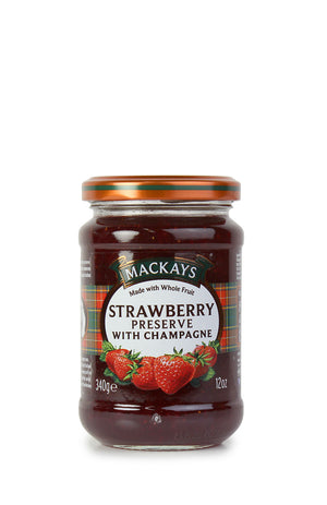 Load image into Gallery viewer, Scottish  Strawberry & Champagne Preserve