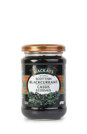 Scottish Blackcurrant Preserve