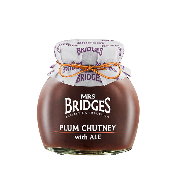 Plum Chutney with Ale