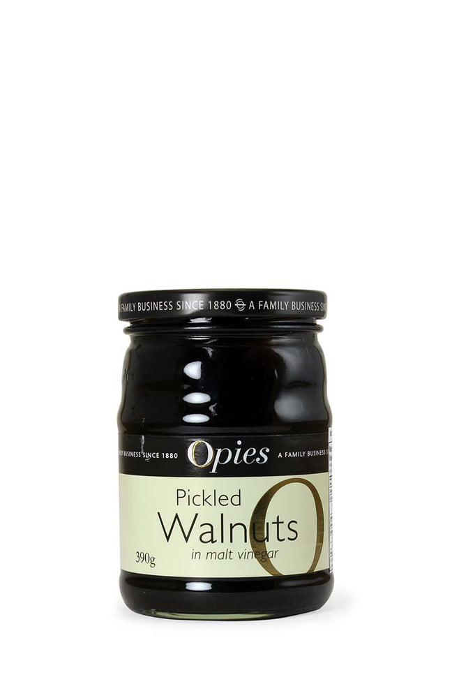 Pickled Walnuts in Vinegar