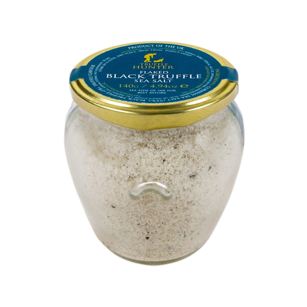 Load image into Gallery viewer, Flaked Black Truffle Sea Salt
