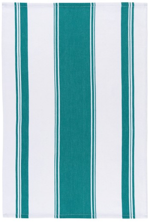 Load image into Gallery viewer, Symmetry Dishtowel - Peacock