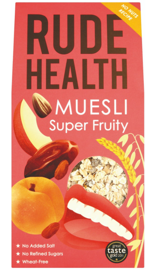 Super Fruity Muesli