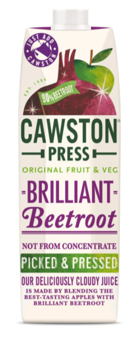 Brilliant Beetroot Juice